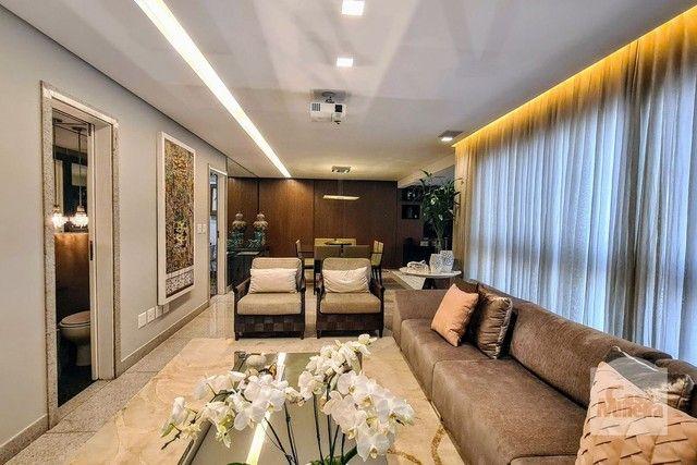 Apartamento à venda com 4 dormitórios em Anchieta, Belo horizonte cod:318563 - Foto 2