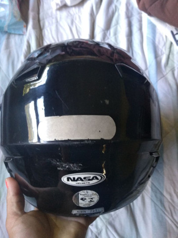 Capacete NASA MX 311 - Foto 4
