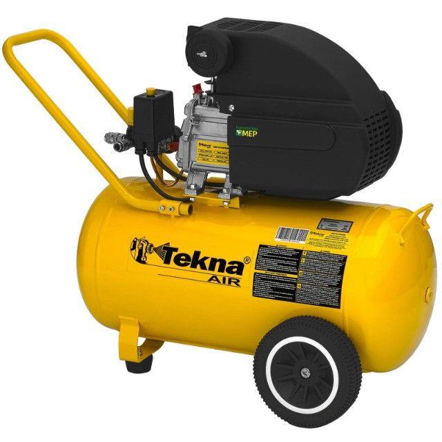 Compressor de ar 50 litros - Foto 5