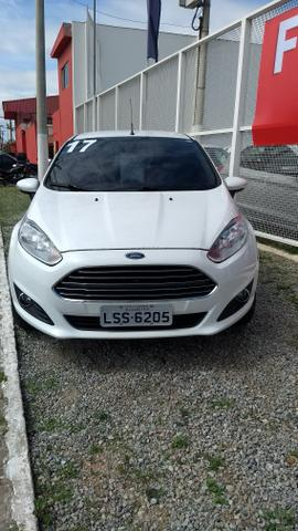 Ford New Fiesta Hatch 1.6 Tit AT