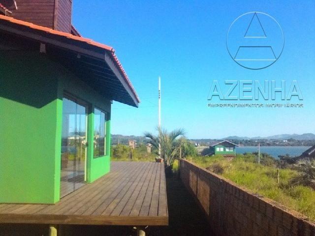 Casa à venda com 3 dormitórios em Ponta da piteira, Imbituba cod:746