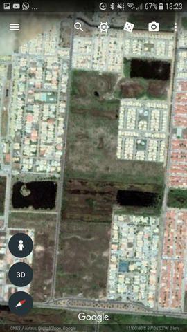Área (terreno) comercial na Av. Melício Machado med. 108 m x 822,80 m
