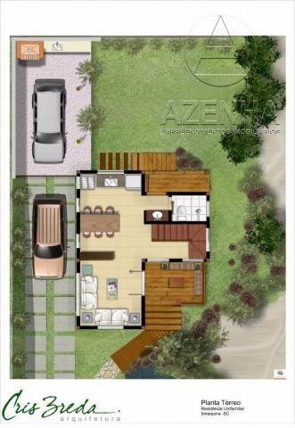 Casa à venda com 1 dormitórios em Praia de ibiraquera, Imbituba cod:691 - Foto 12