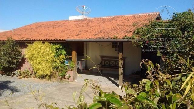 Casa à venda com 3 dormitórios em Areias de palhocinha, Garopaba cod:1546