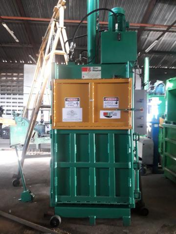 Prensa Enfardadeira Hidráulica Vertical - Produtos para Reciclagem em Geral - Foto 6