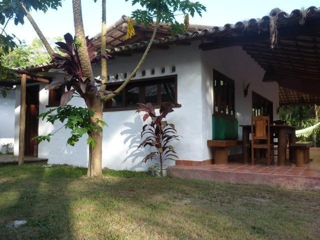 RE/MAX Safira aluga casa para temporada em área de preservação, em Trancoso - BA - Foto 3