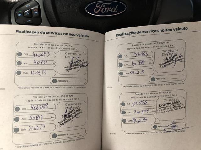 Ford Ecosport SE 2.0 Flex Automática - Banco em couro + Pneus ZERO + (IPVA 2019 Pago) - Foto 17