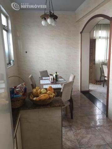 Casa à venda com 5 dormitórios em Caiçaras, Belo horizonte cod:546542 - Foto 3