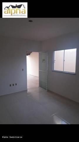 Casa Plana 3 quartos Maracanaú - Bandeirantes - Documentação Grátis -100% Porcelanato - Foto 9