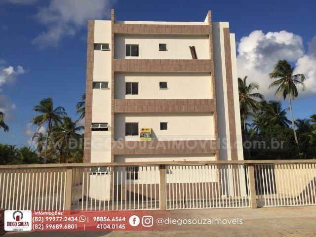 Apartamento MCMV 2 Qts, Varanda na Praia do Francês