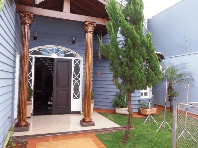 Casa - Tipo Sobrado - Jd. Athenas - Sertãozinho - SP - Foto 2