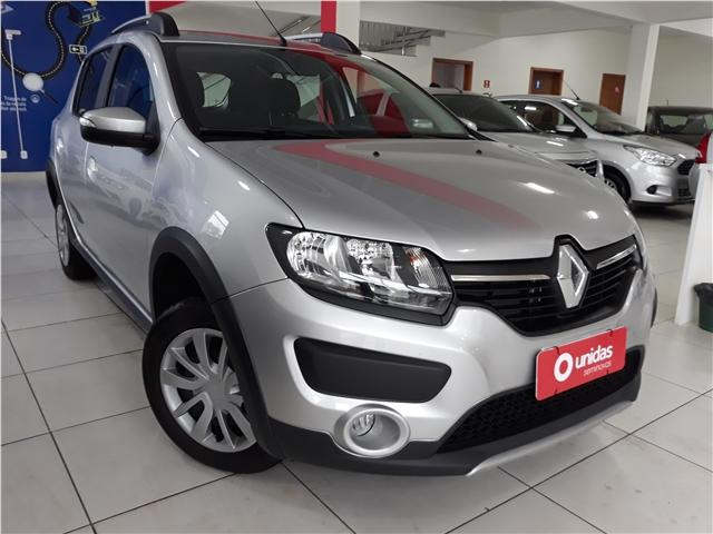 Renault Sandero 1.6 16v sce flex stepway expression manual - Foto 3