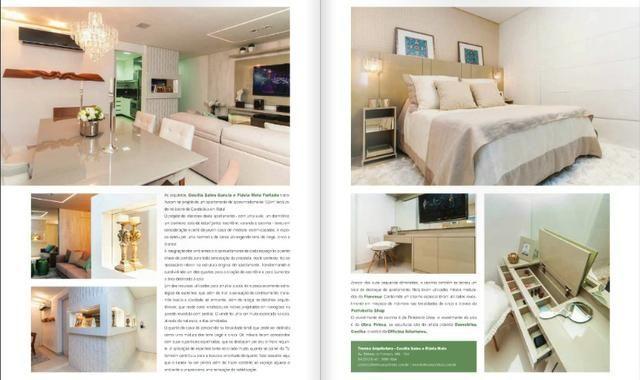 Apartamento Gardem em Lagoa Nova, 2 quartos, Cond Smile - Foto 5
