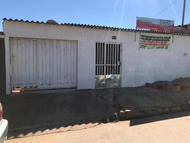 Casa 02 quartos lote 250m2 130mil arapoanga DF - Foto 8