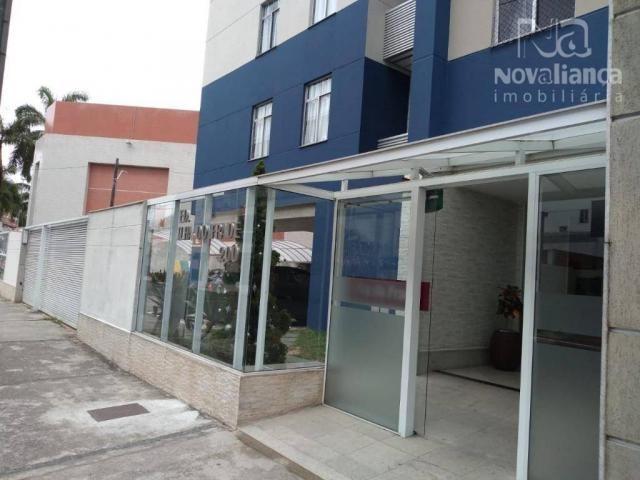 Apartamento com 3 dormitórios à venda, 78 m² por R$ 340.000 - Jardim Camburi - Vitória/ES - Foto 7