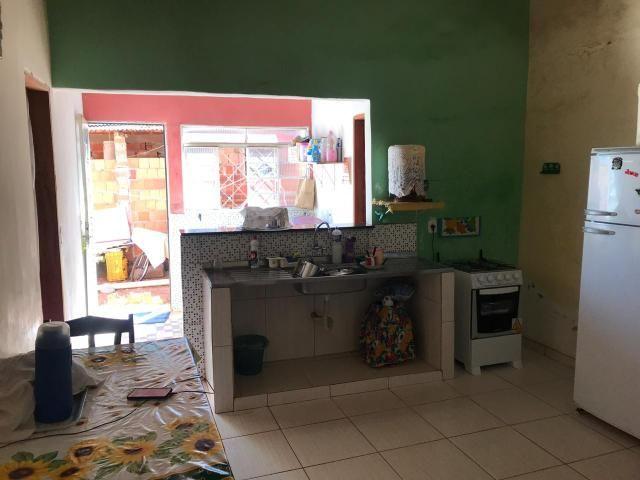 Casa 02 quartos lote 250m2 130mil arapoanga DF - Foto 3