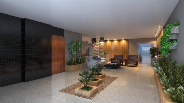 Apartamento com 1 dormitório à venda, 40 m² por R$ 240.000 - Jatiúca - Maceió/AL - Foto 15