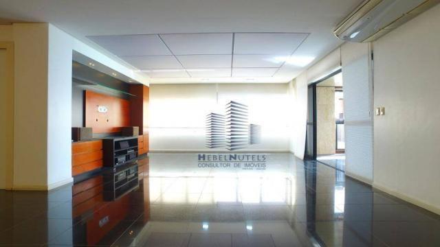 Apartamento com 4 dormitórios à venda, 319 m² por R$ 2.751.500,00 - Jatiúca - Maceió/AL - Foto 14