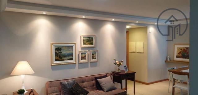 Apartamento com 1 suíte e 01 dormitório à venda por R$ 350.000 - Centro - Jaraguá do Sul/S - Foto 9