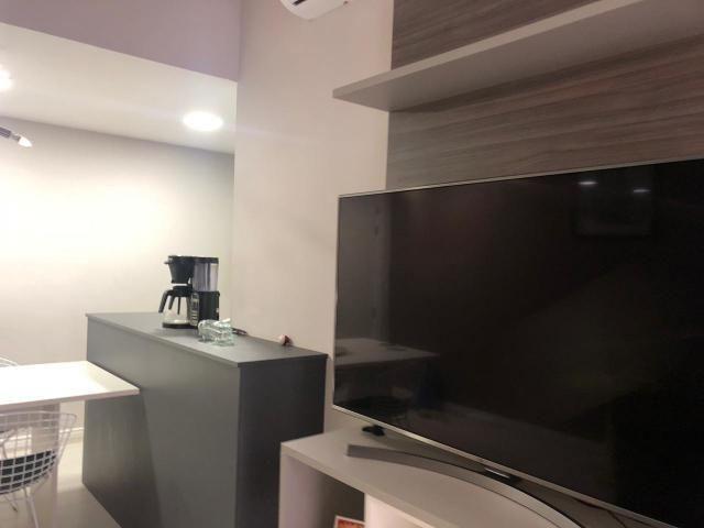 Apartamento com 1 dormitório à venda, 44 m² por r$ 350.000 - caminho das árvores - salvado - Foto 7