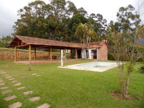 Sítio rural à venda, Colônia Alpina, Teresópolis. - Foto 7