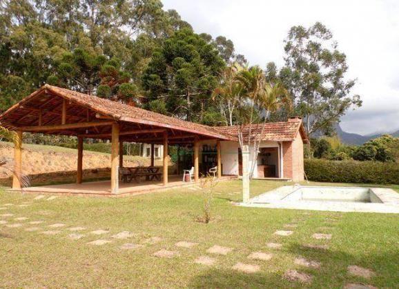 Sítio rural à venda, Colônia Alpina, Teresópolis. - Foto 8