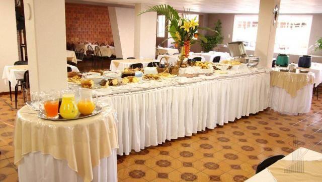 Prédio comercial no centro de Foz para fins hoteleiros com 108 quartos mobiliados! - Foto 4