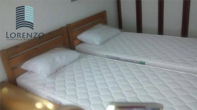 Ondina Apart - Apartamento com 3 dormitórios para alugar, 120 m² por R$ 3.024/mês - Ondina - Foto 15