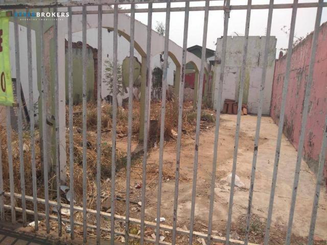 Terreno de esquina comercial à venda, 280 m² por R$ 500.000 - CPA I - Cuiabá/MT - Foto 5