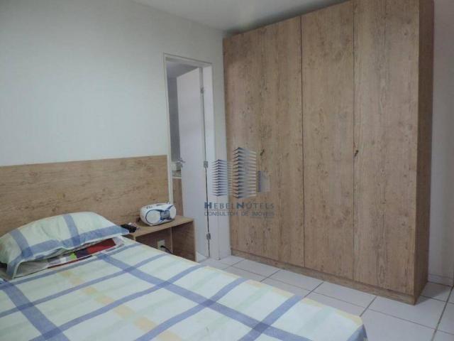Apartamento com 4 dormitórios à venda, 133 m² por R$ 750.000 - Jatiúca - Maceió/AL - Foto 8