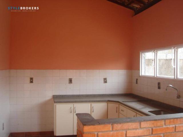 Casa comercial ou residencial com 3 dormitórios à venda, 251 m² por R$ 500.000 - Boa Esper - Foto 5