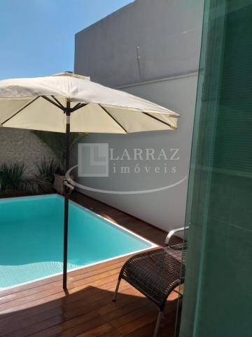 Lindo sobrado para venda em matão no cidade jardim, 2 suites, varanda gourmet e piscina em - Foto 18