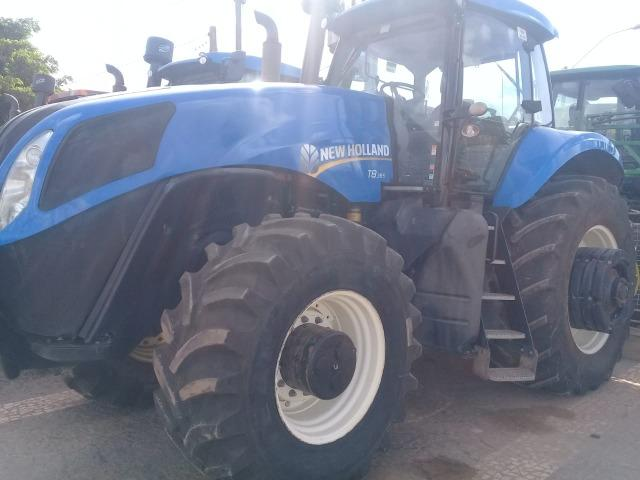 Trator New Holland T8 - Foto 2