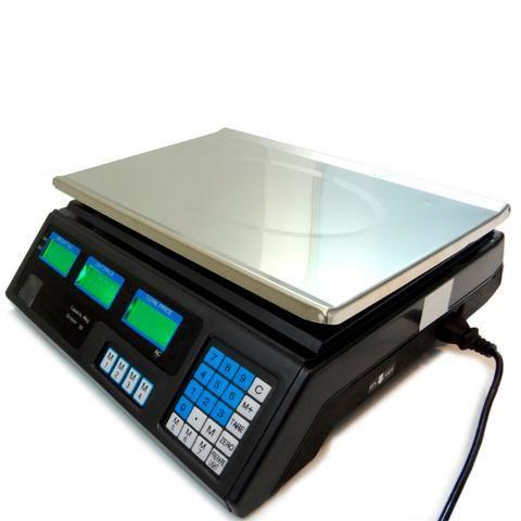 Balança 40kg Eletrônica Alta Precisão Digital Segma - Foto 2