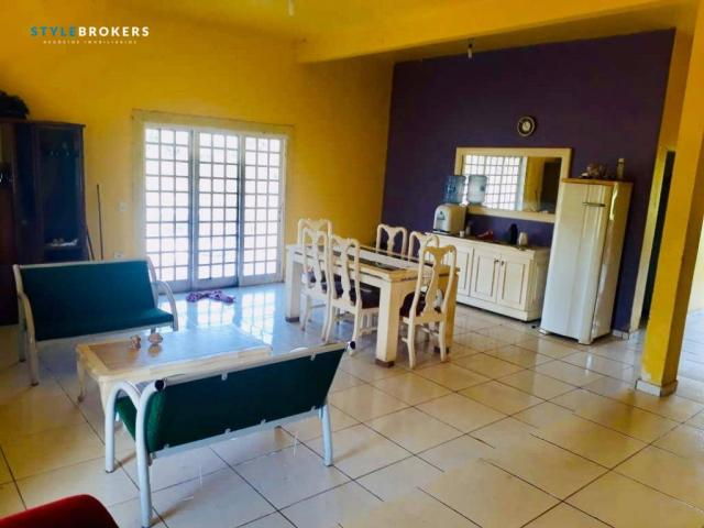 Chácara No Paraíso do Manso com 5 dormitórios à venda, 27176 m² por R$ 500.000 - Zona Rura - Foto 5