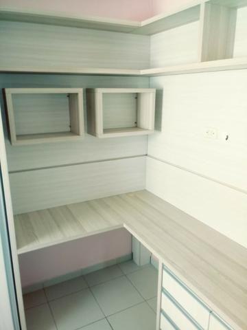 Apartamento Semi Mobiliado no Condomínio Villa Jardim Orquídea 3 Qts - Foto 19