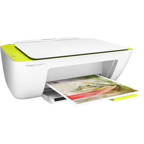 HP Deskjet Ink Advantage 2136 All-in-One - Foto 2