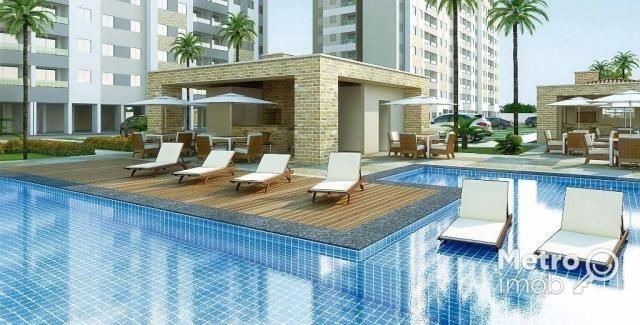 Apartamento com 3 quartos à venda, 78 m² por R$ 332.952 - Pão de Açúcar - São Luís/MA - Foto 19