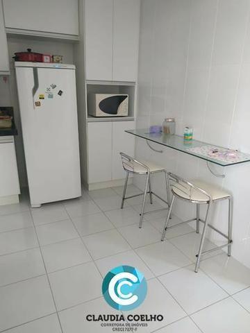 Belíssimo Apartamento 02 Quartos, Totalmente Mobiliado, na Praia do Morro! - Foto 10