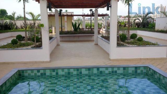 Apartamento com 3 dormitórios à venda, 69 m² por r$ 440.000 - vila humaitá - santo andré/s - Foto 19