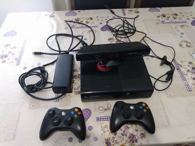 Xbox 360 + 12 jogos - Foto 3