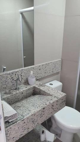 Apartamento com móveis projetados - Cond. Clube Costa Araçagi - Foto 11