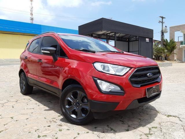 Ford Ecosport 1.5 Freestyle Automático 18/19 - Troco e Financio! - Foto 2