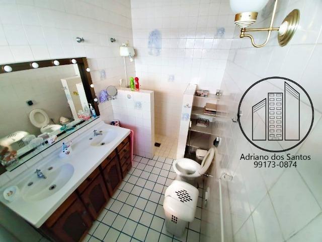 Casa Duplex com 260m²_4 quartos - 3 vagas de Garagem - Piscina - Confira! - Foto 3