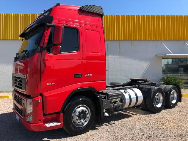 Volvo Fh460 6x2 2014 Globetrotter