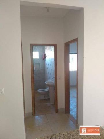 QSC 21 Taguatinga sul Casa nova 2 Qtos 10 Vagas ótimo espaço lote 360 metros - Foto 9