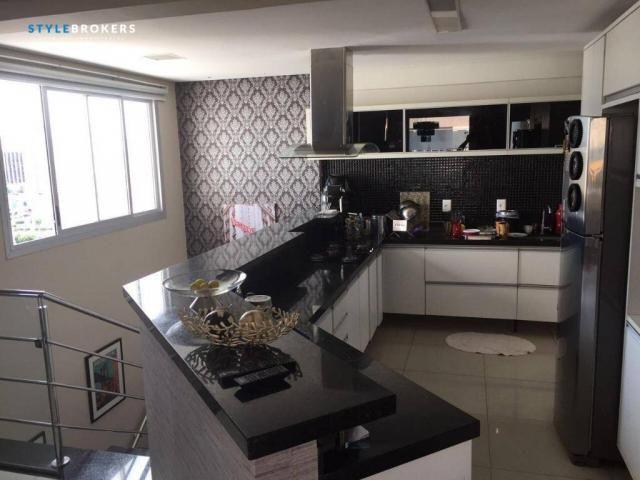 Cobertura no Edifício Sky Loft com 3 dormitórios à venda, 224 m² por R$ 1.300.000 - Bairro - Foto 10