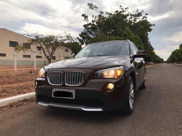 BMW X1 SDrive 18i Marrom - Foto 2