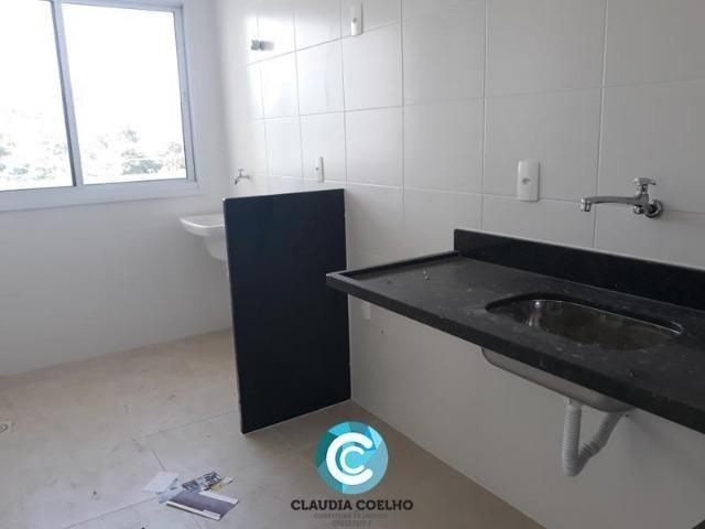 Lindo Apartamento 02 Quartos, Novíssimo, na Praia do Morro! - Foto 11
