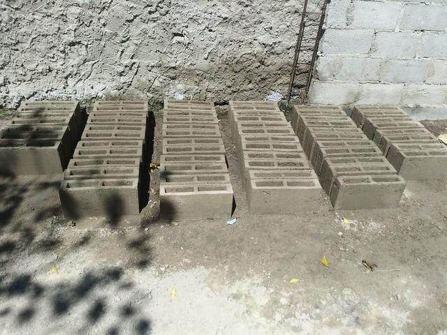 Calha de cimento | bloco de cimento - Foto 2